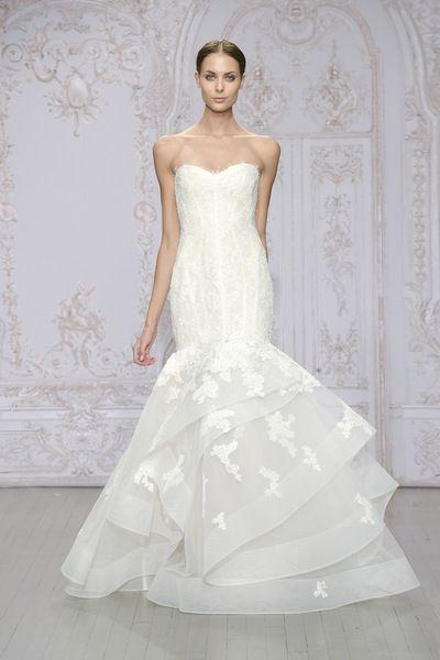 Saffron A Gorgeous New Gown By Monique Lhuillier Has Arrived At JJ Kelly Bridal
