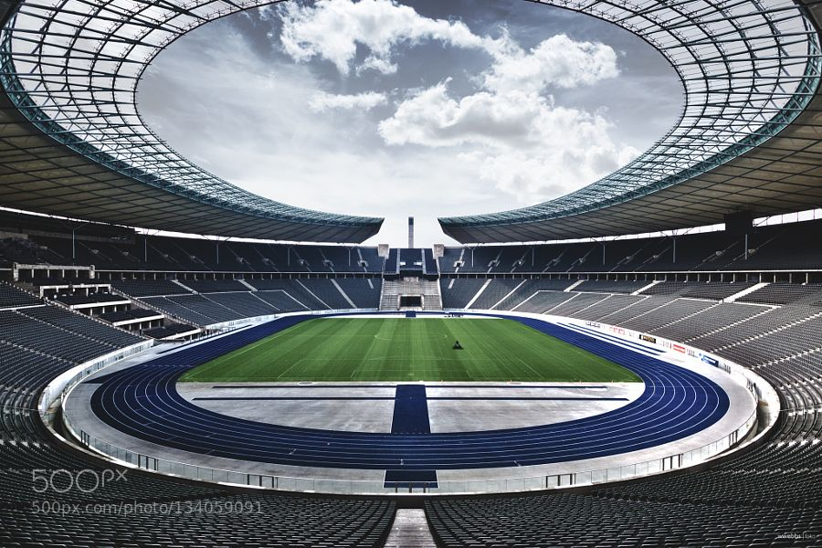 Olympic stadium Berlin | Stadium, Berlin, Olympics