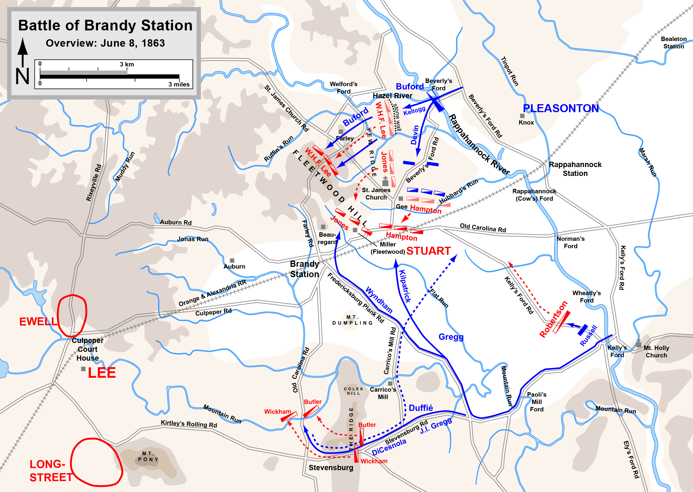 Gettysburg Wheatfield Google Search Gettysburg Campaign And - Battle of gettysburg us map