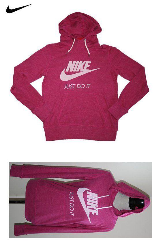 38 99 Nike Women S Gym Vintage Pullover Hoodie Sweatshirt Medium Heather Pink Hoodies Sweatshirts Hoodie Sweatshirts