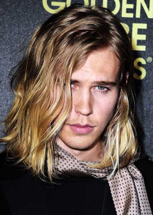 27long Hairstyle Men Lange Haare Männer Frisuren