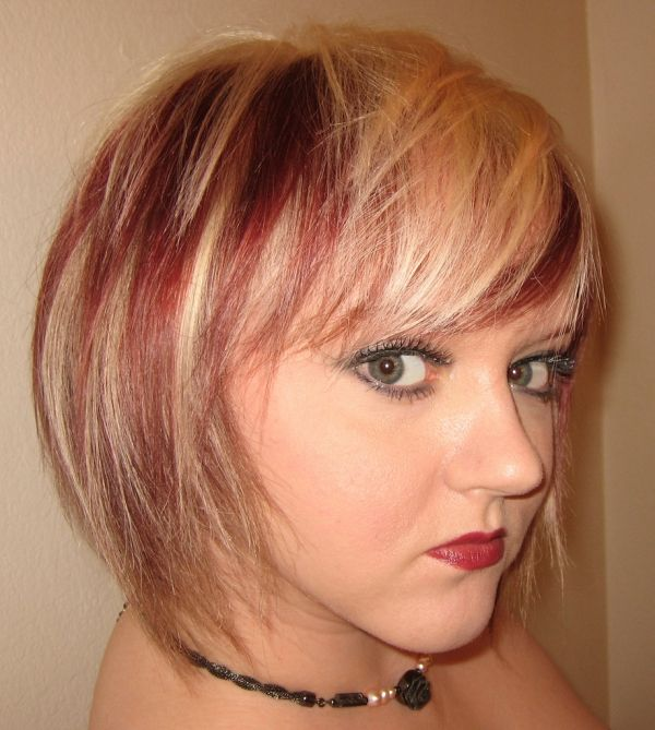 blonde hair red shades 30 Blonde Hair With Red Highlights Ideas ...