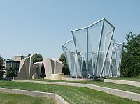 Images Of Philip Johnson S Turning Point Case Western Reserve