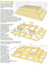 Photo of Hvordan bygge tretrapper (enkle trinn) – Dekorsenheter Hvordan bygge tretrapp …