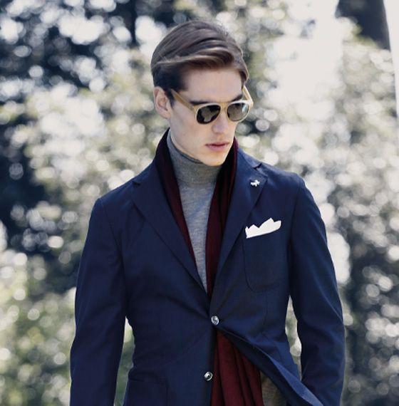 Tombolini   Zero graviti suit - Senso Fashion