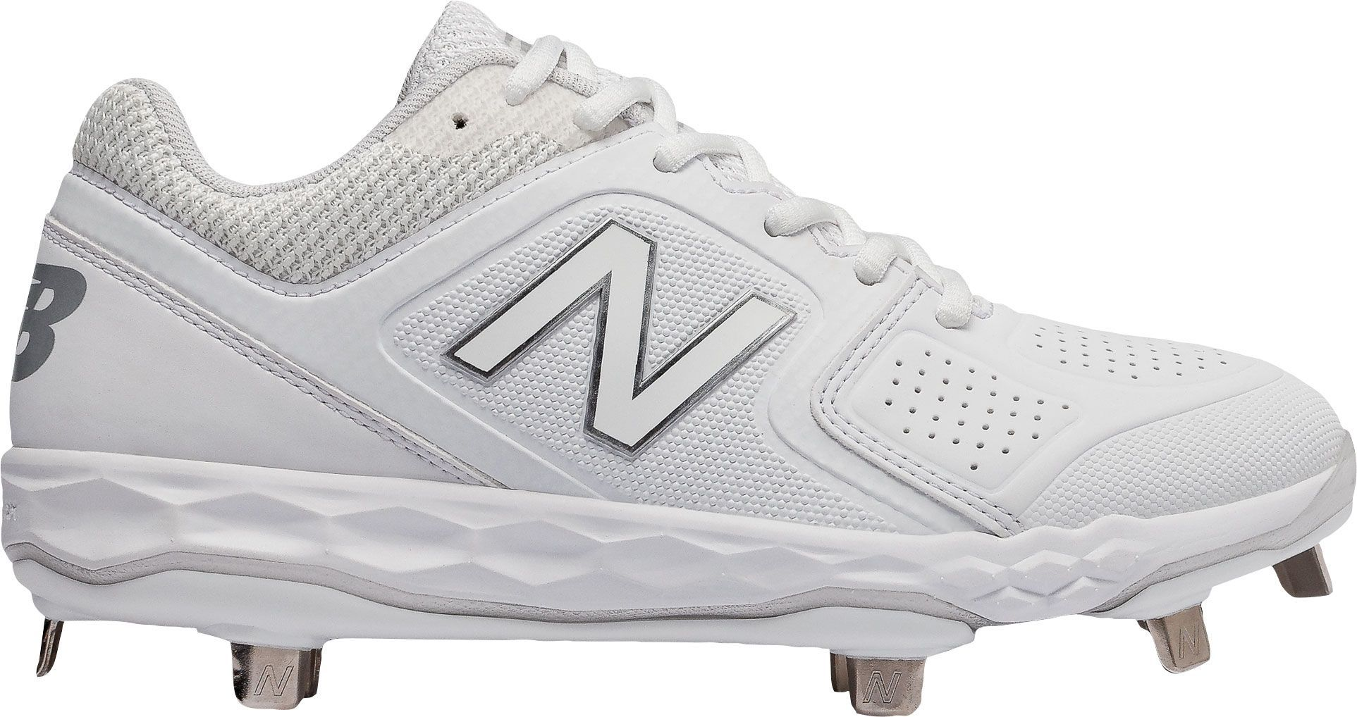 c6a3a4b6b New Balance Women s Fresh Foam Velo 1 Metal Fastpitch Softball Cleats