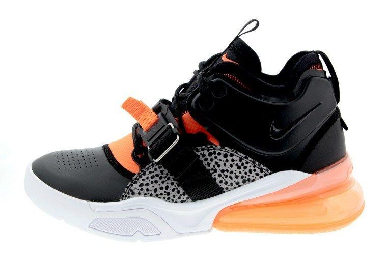 designer fashion a8001 9273d Nike Air Force 270