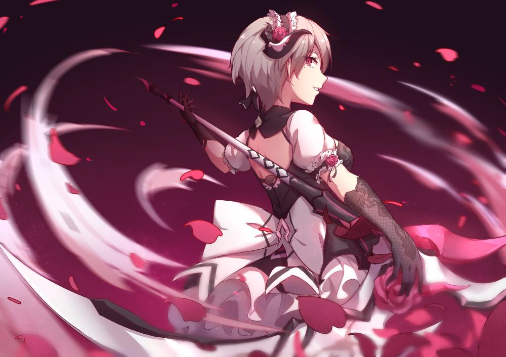 Rita Rossweisse 2612960 Fullsize Image 3508x2480 Zerochan Anime Image Board Animasi Gambar Anime Gadis Animasi
