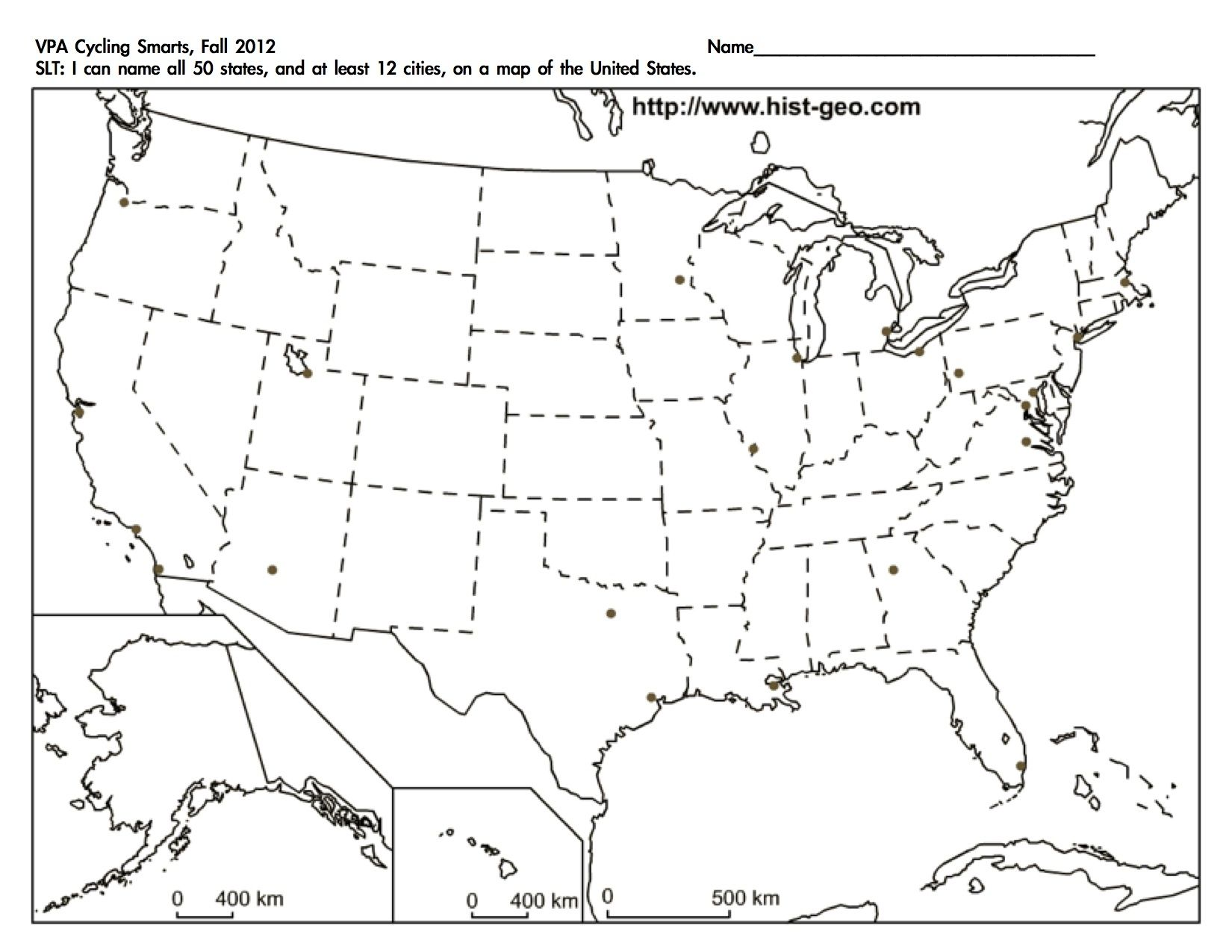 Us Map Blank Pdf us state map blank pdf usa with game fill ...