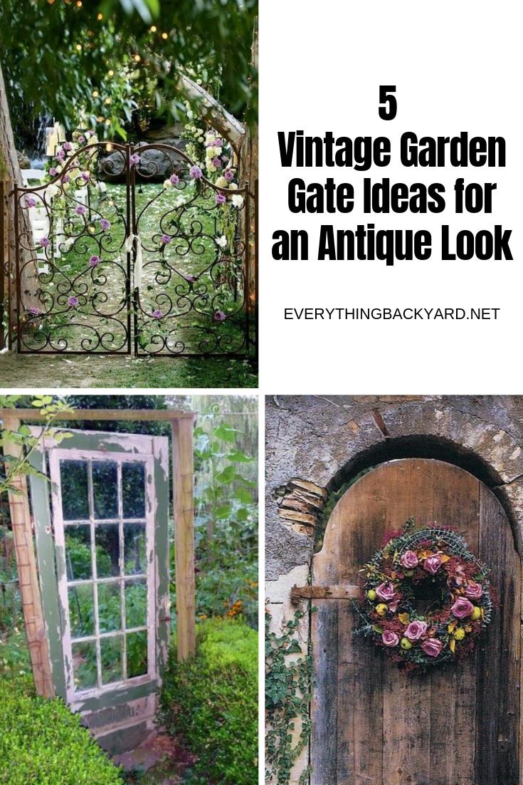 11 Inspired Garden Gates For A Beautiful Backyard Garden Archway Cottage Garden Design Garden Gate Design