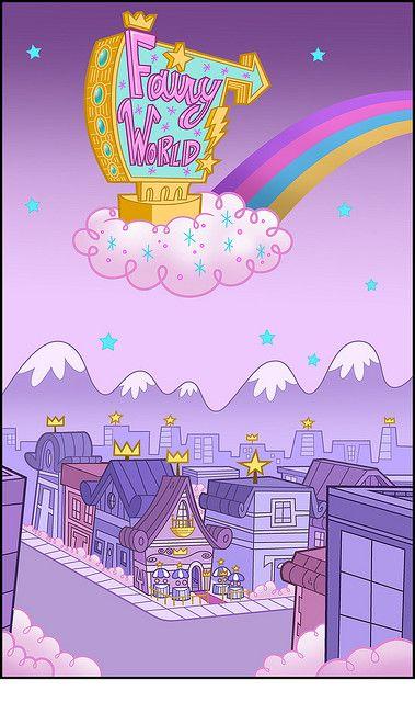 Fairy World Cafe