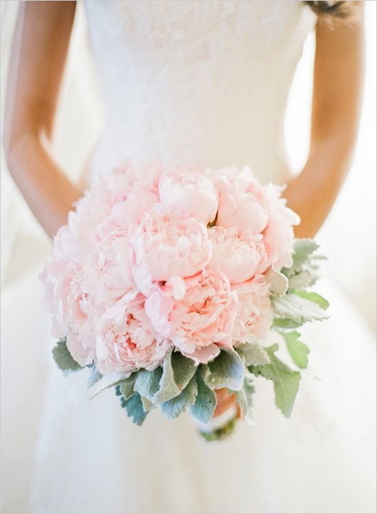 I Love Peonies Our Wedding Spring Wedding Bouquets Peony