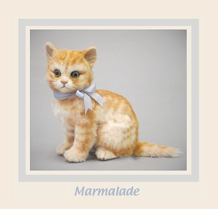 Marmalade by R John Wright ~ artist's proof