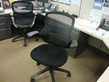 Used Office Furniture Cubicles Msi Office Furniture Orange