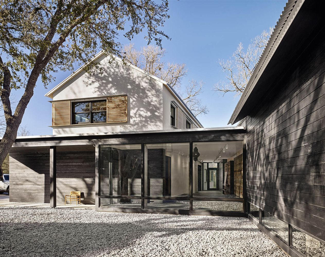 Gallery Of Austin Home Aamodt Plumb Architects 7 Modern