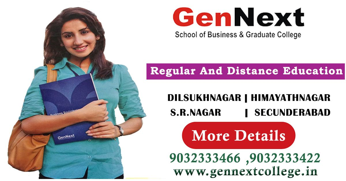 Best Regular Distance and education college in Hyderabad