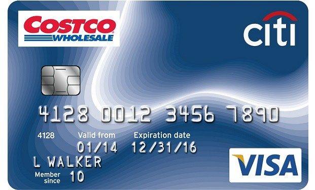Costco Credit Card Features Credit card, Rewards credit