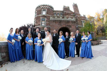 Blue And Silver Wedding Colors Weddingaces