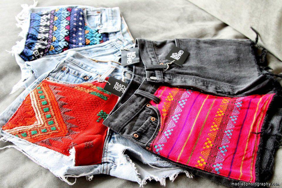 Rad and Refined: Summer Favorite: Denim Cut Off Shorts