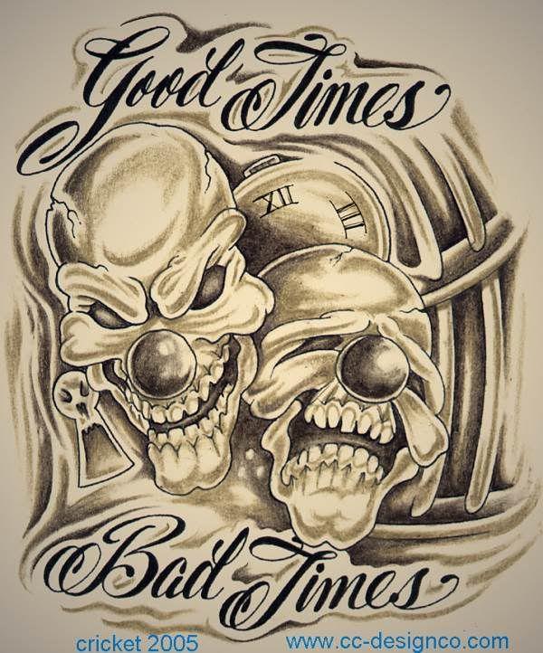 Prison Tattoo Graphics Code