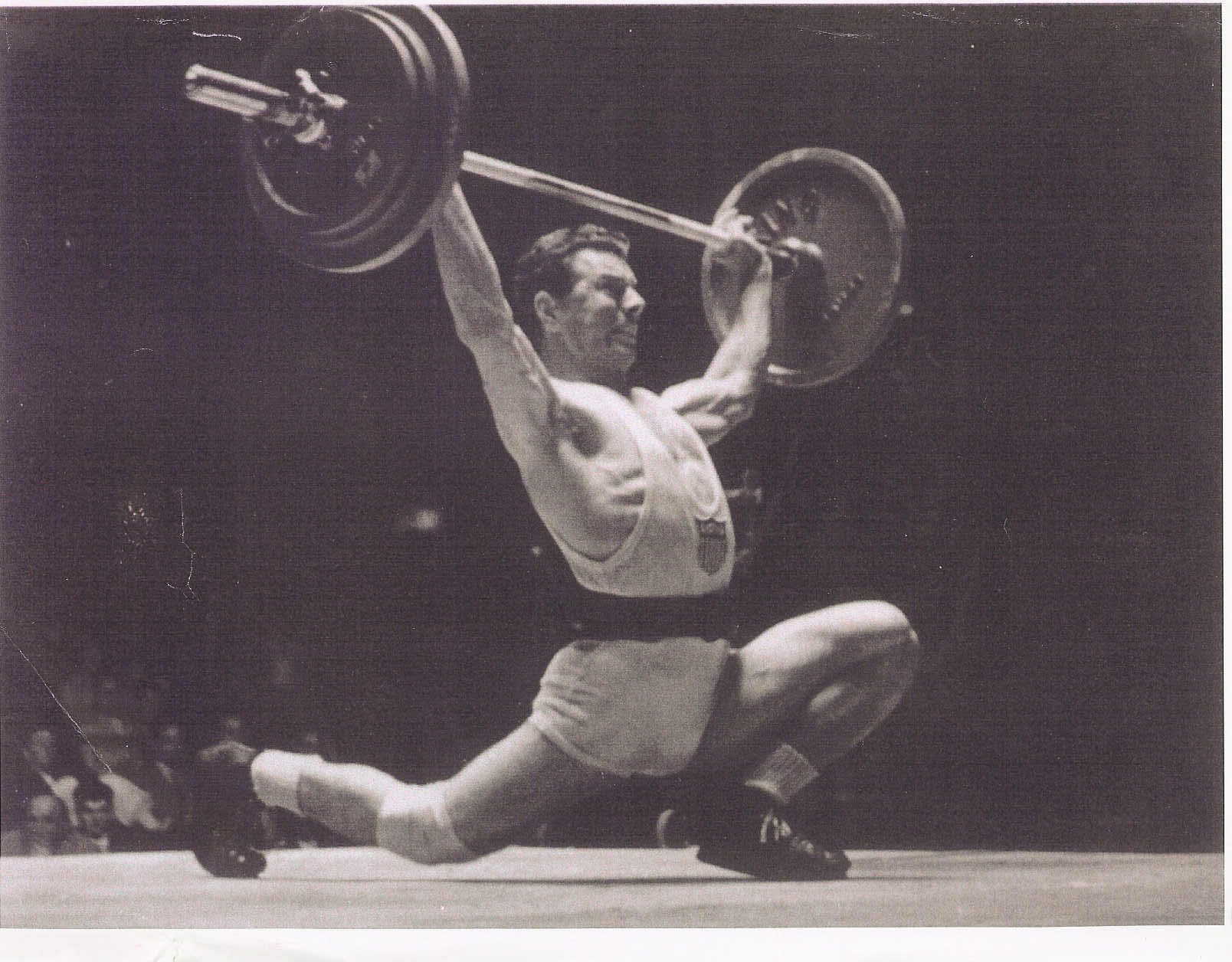 how to become an olympic weightlifter