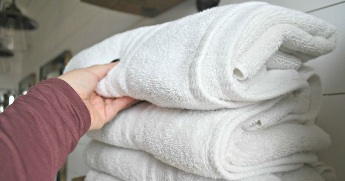 Affordable Bath Towels That Actually Last Thanks Costco