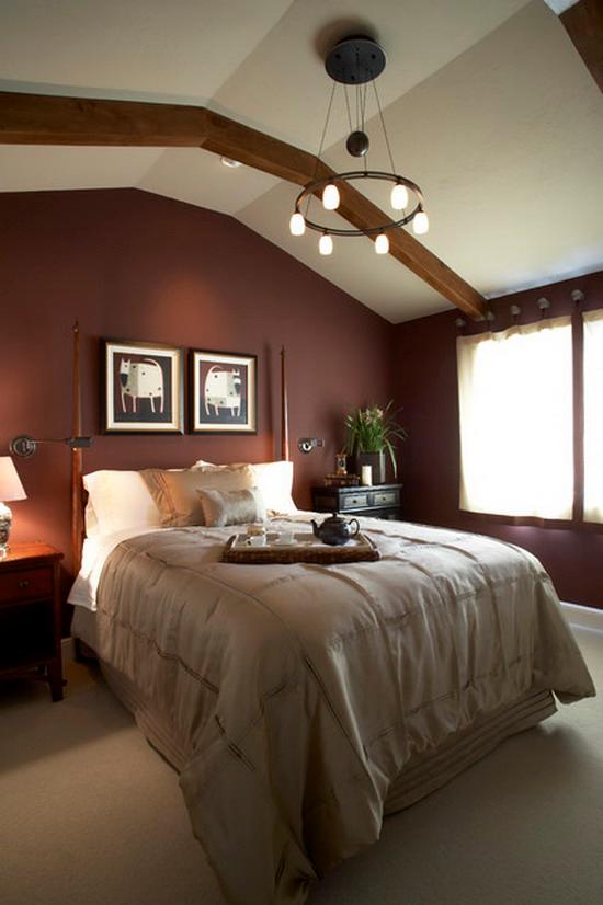 30 Stylish Dark Bedroom Design Ideas Yatak odası Cozy