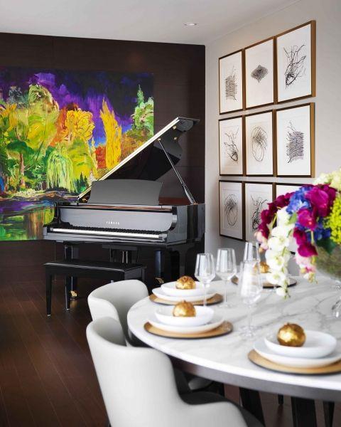 INSIGHT Design Vancouver Interior Design Firm Nuances de couleur