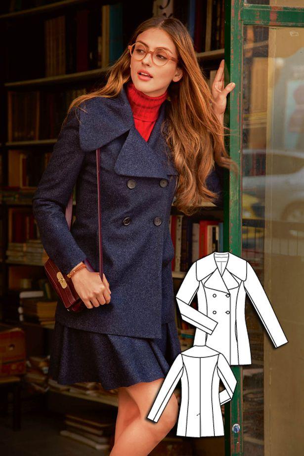 English Manor: 11 New Women\'s Sewing Patterns | Kleider nähen ...