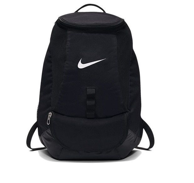 Nike Club Team Backpack Bag Black Soccer Football Fitness Gym Casual BA5190-010   Nike  Backpack dbad789a3f9a4