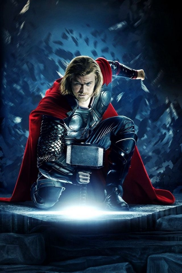 Thor Movie Thor Movie Iphone Android Wallpaper Marvel Superhelden Thor Marvel