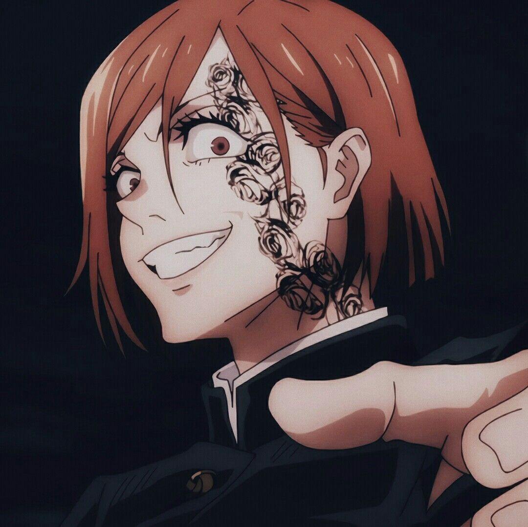 Kugisaki Nobara In 2021 Anime Icons Jujutsu Anime