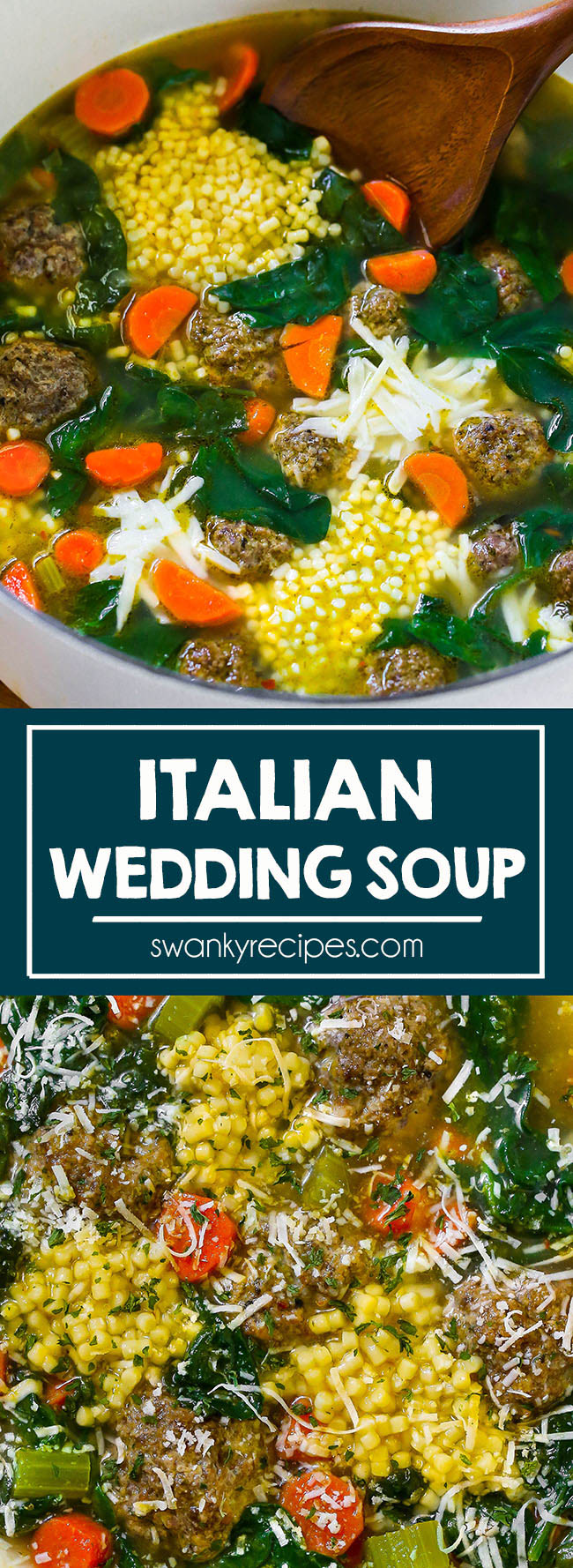 Italian Wedding Soup The BEST most flavorful easy soup