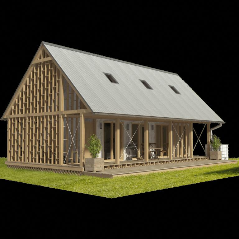 House Floor Plans Micro House Plans Blueprints And Building Plans Aframeinterior Wooden House Plans Wood Frame House Small House Plans