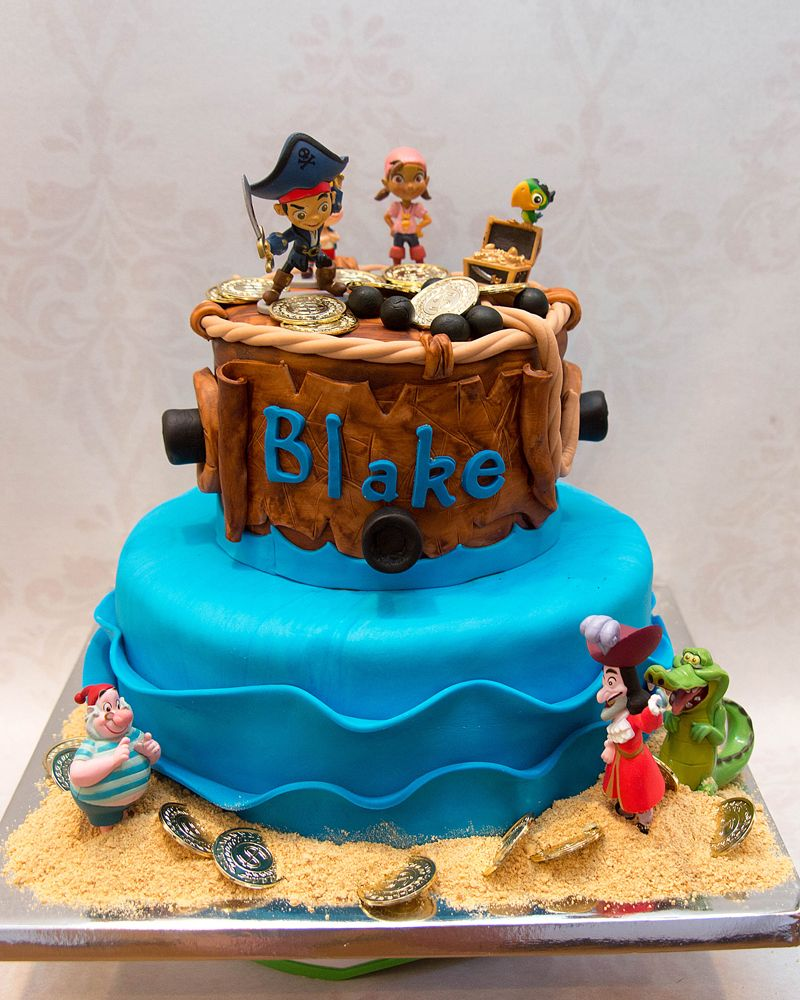 Admirable Captain Jake And The Neverland Pirates With Images Birthday Personalised Birthday Cards Epsylily Jamesorg