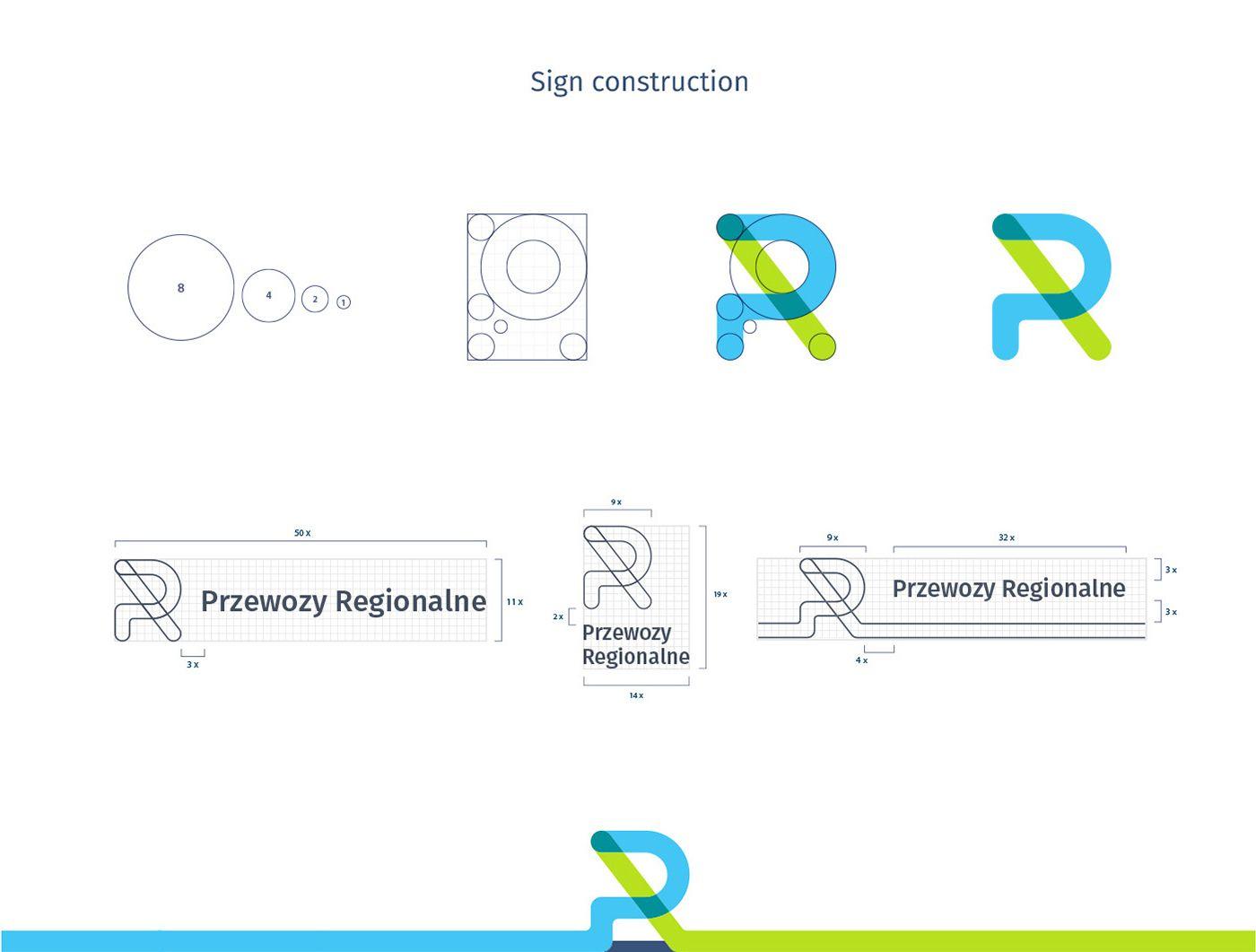 Przewozy Regionalne Redesign on Behance