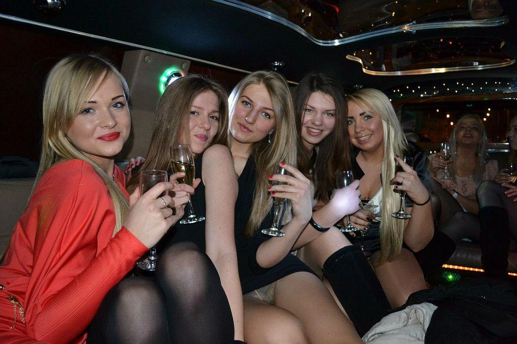 Nightclub party upskirt pics