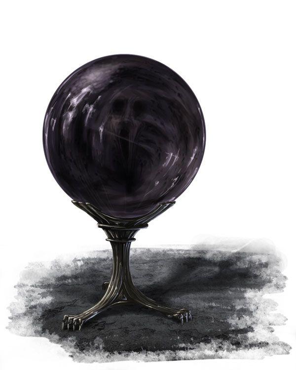 Dark Orb by torstan on DeviantArt