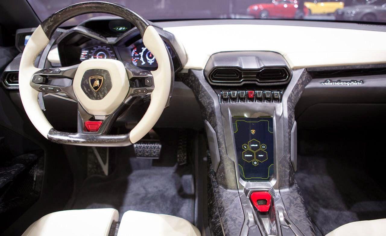 Lamborghini Urus Interior Fast Rides Lamborghini Lamborghini