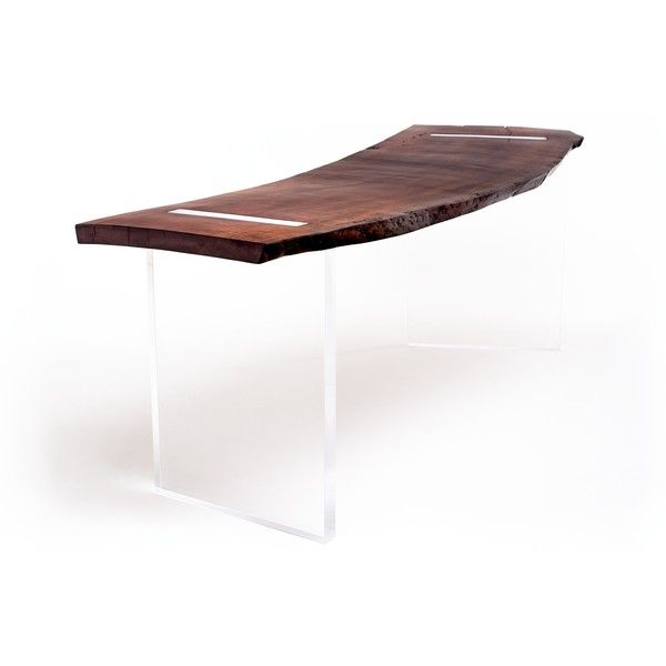 Reclaimed Wood Floating Desk by @rotsenfurniture #furniture - need this for Modenus headquarters