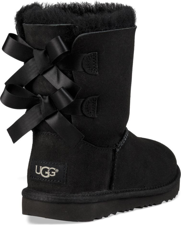 c46d64a2d32 Ugg Bailey Bow Black 37 | Paris | Uggs, Shearling boots, Boots