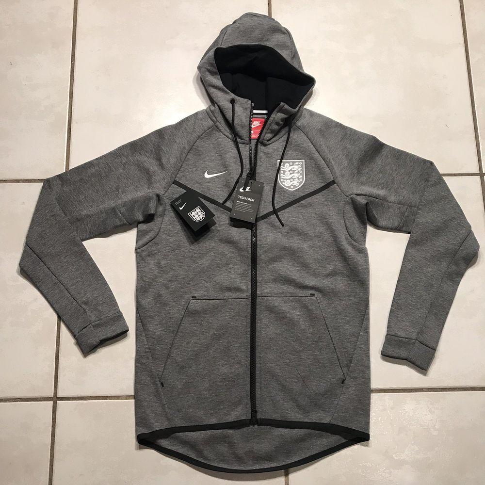 NWT NIKE Tech Pack Fleece England National Team 2018