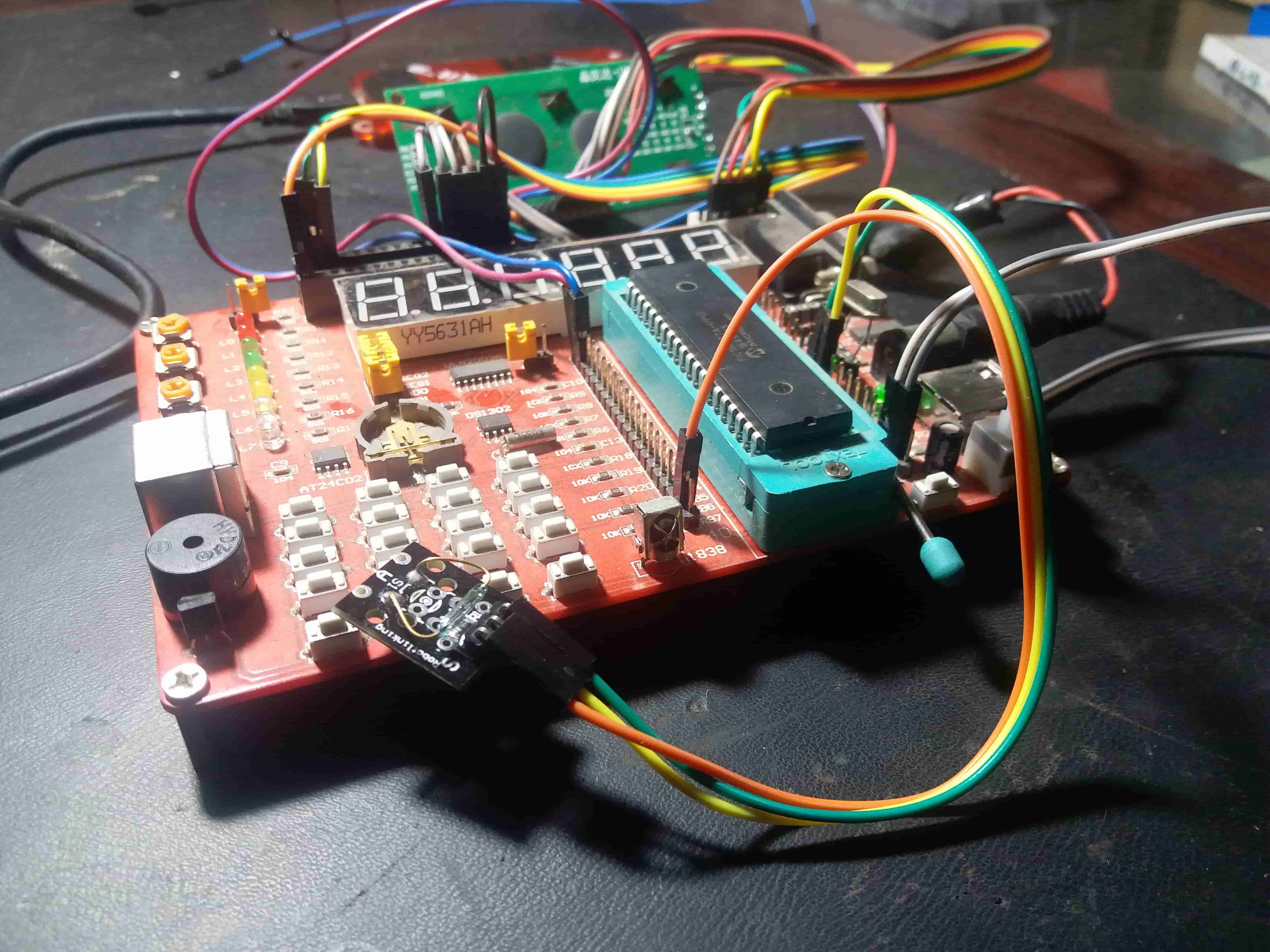 Magnetic Field Detection With Pic Microcontroller And Reed Switch