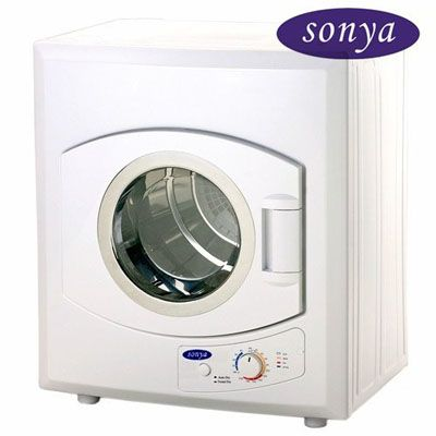 Living In A Small Space Apartment You Need Everything To Be Compact And Multifunctional Sonya Portable C Compact Laundry Laundry Dryer Electric Clothes Dryer