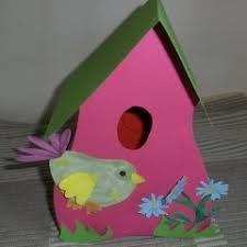 bildergebnis für basteln mit kindern frühling | basteln frühling kinder, vogelhaus basteln, basteln