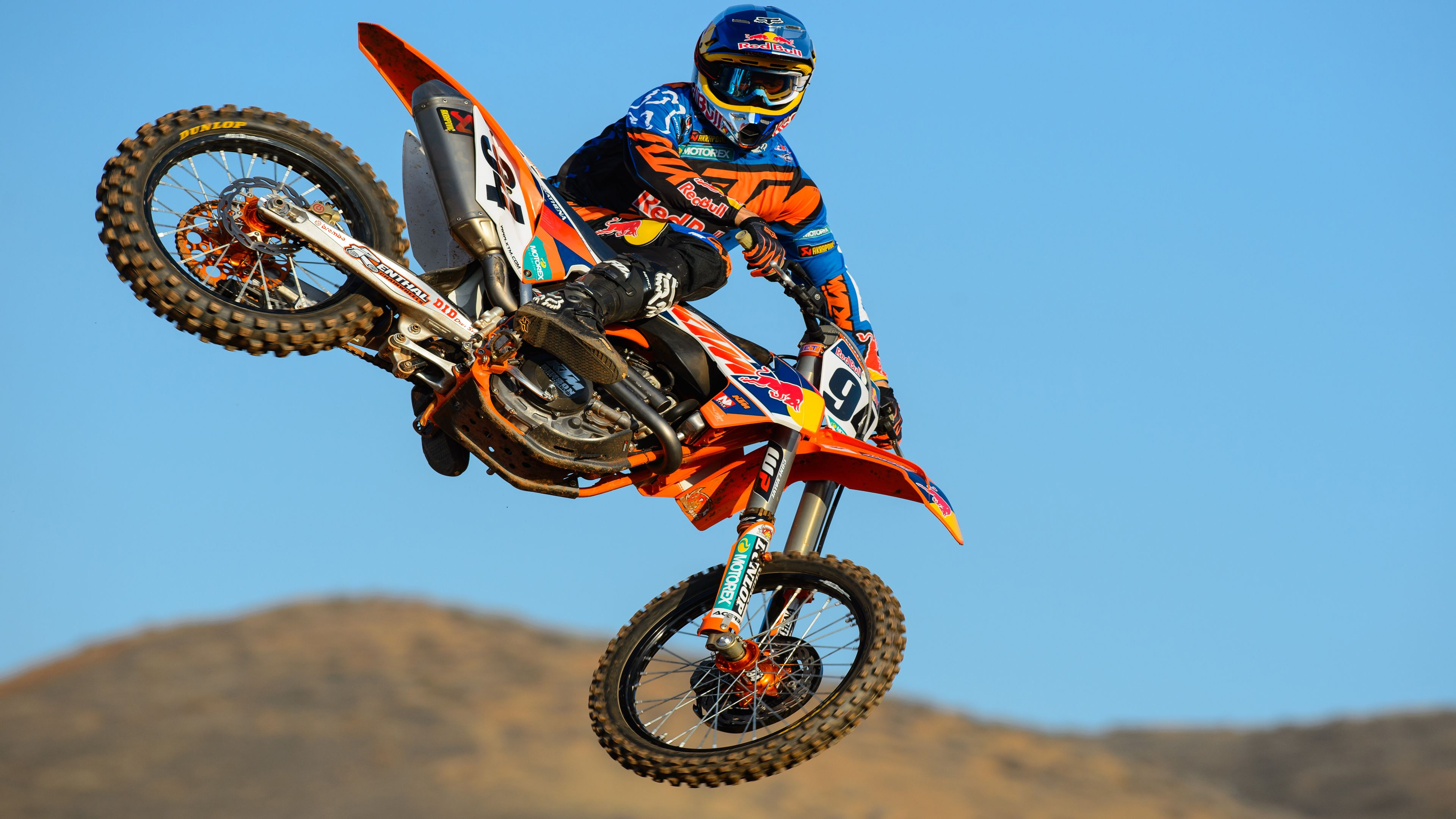 motocross ktm hd wallpaper