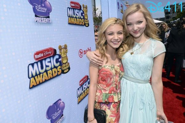 Dove Cameron and G Hannelius