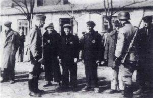 Zenek Moskowicz Jeune Garcon Du Ghetto Ghetto De Varsovie Varsovie Visage Homme