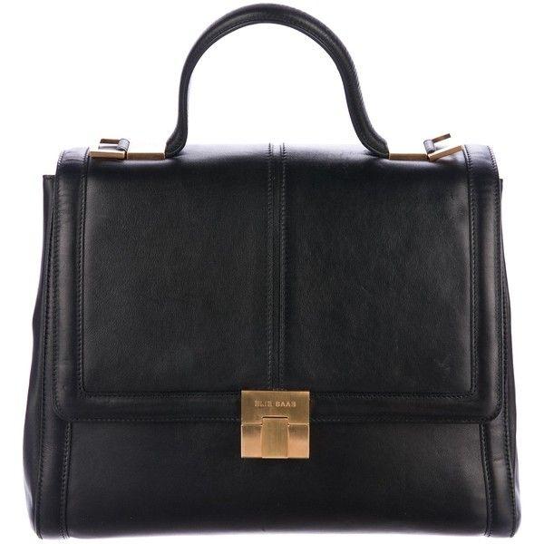 Elie Saab Pre-owned - Leather handbag AcEhSEG