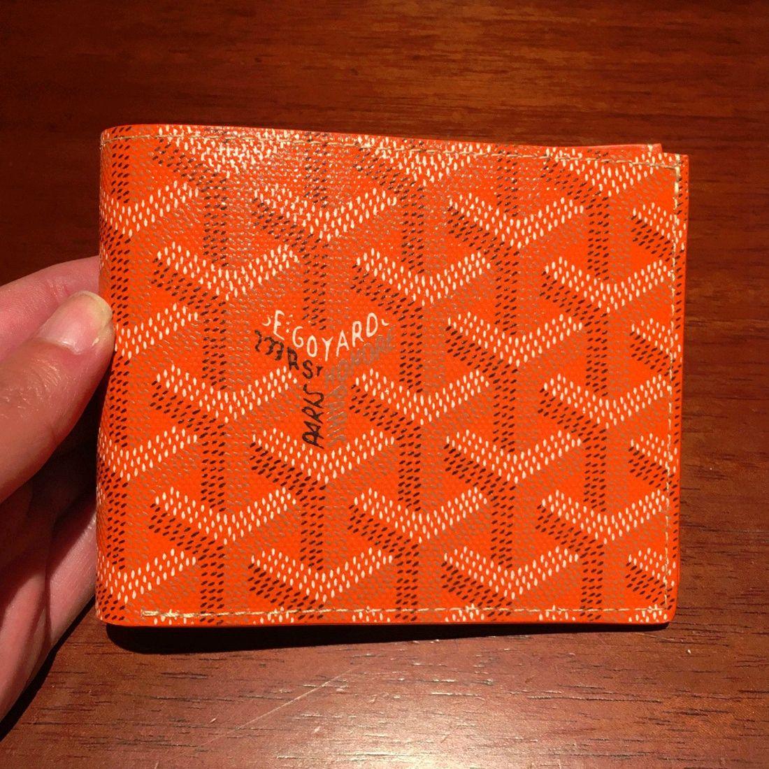 a2dc6c171e5 Goyard men s bifold wallet flap color each color GOYARD - BUYMA  bags